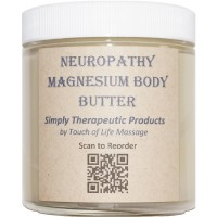 Neuropathy Magnesium Body Butter